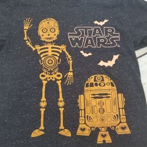Halloween Star Wars boys t-shirt